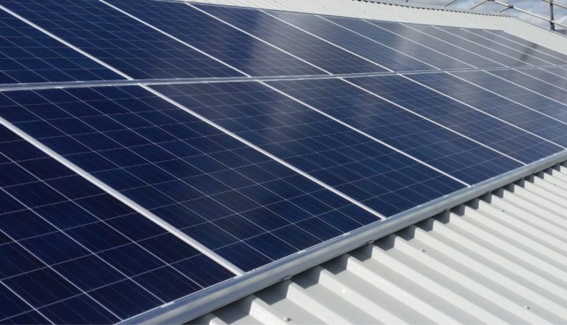 Commercial Solar Panel Installation: Project Overview