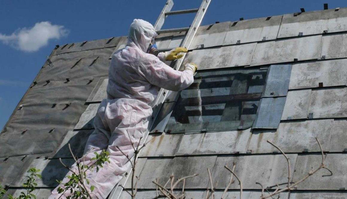 The importance of getting all asbestos removed