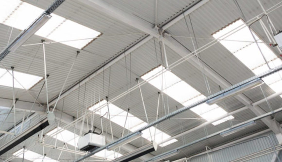 Reasons You Need a Roof Light System in Your Industrial Building