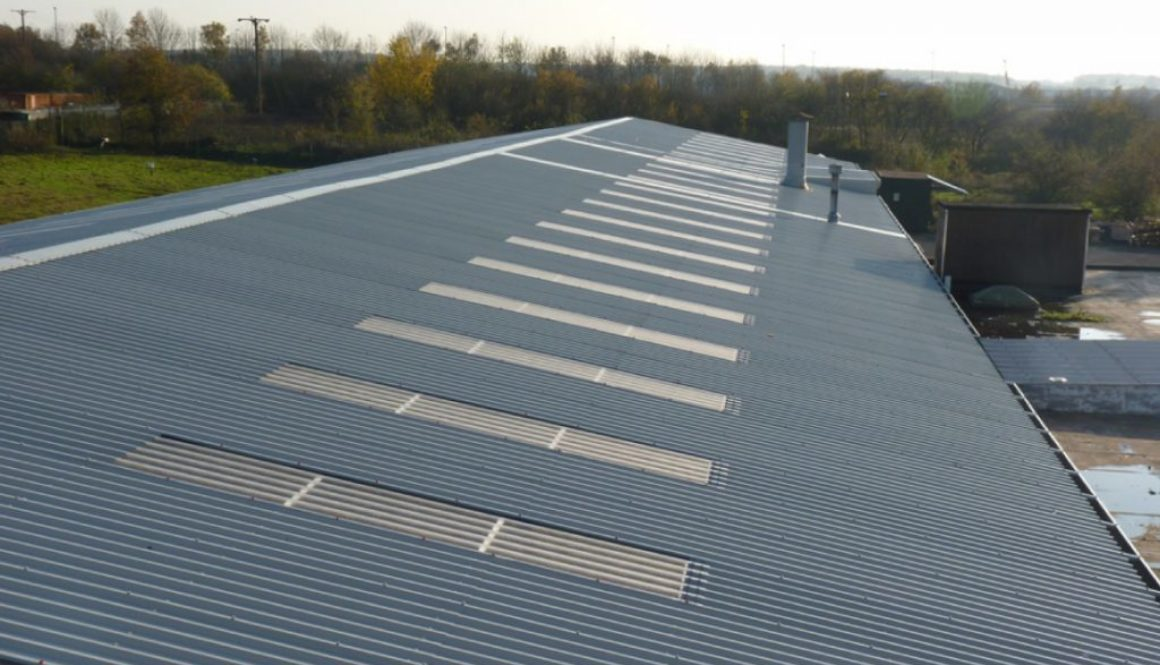 Different Types of Commercial Roofing Available