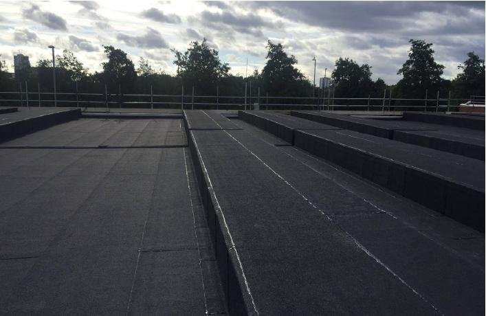 Felt Roofing in Warrington