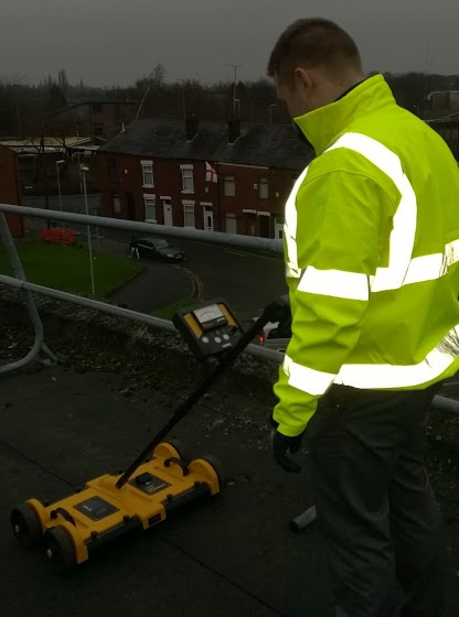 On-site Roof Survey