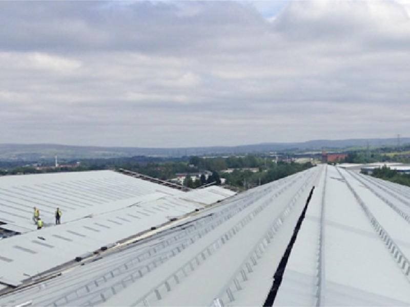 Asbestos Overcladding Lancashire
