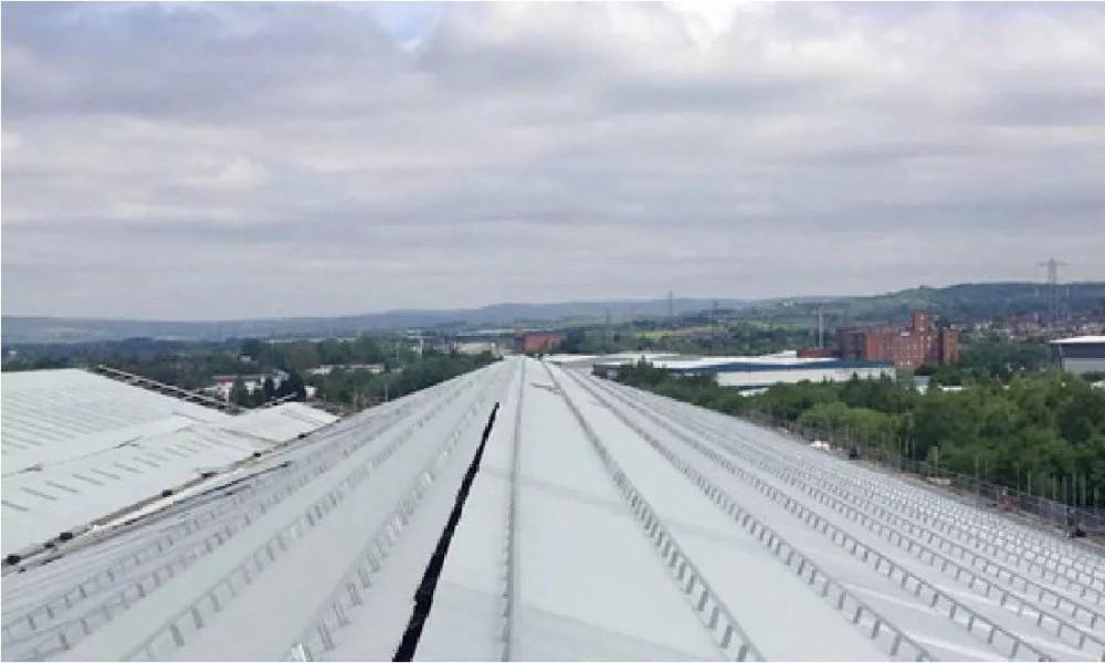 Roof Moisture Probe Survey
